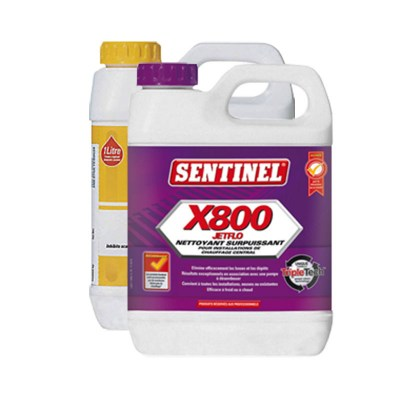 Sentinel X100+X800 duopack